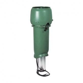 Вентилятор VILPE Eco 190 P 125х700 мм (зеленый)