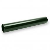 Водостічна труба Galeco STAL135 90 мм 3 м (SS090-RU300-G) (RAL6020/темно-зелений)