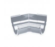 Внутренний угол 135° Galeco PVC150 150 мм (RE150-LW135-А) (RAL7038/серый агат)
