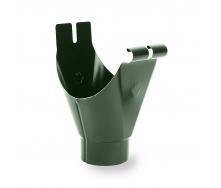 Воронка Galeco STAL135 135/90 мм (RS135-OP090-G) (RAL6020/темно-зеленый)