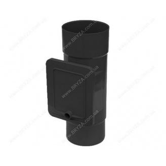 Люк для чистки Bryza 125 90,2х63,2 мм (графит / RAL 7021)