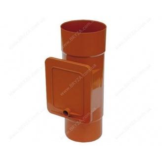 Люк для чистки Bryza 125 90,2х63,2 мм (кирпичный / RAL 8004)