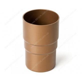 Муфта трубы Bryza 125 90,2х145х84,5 мм (медь)