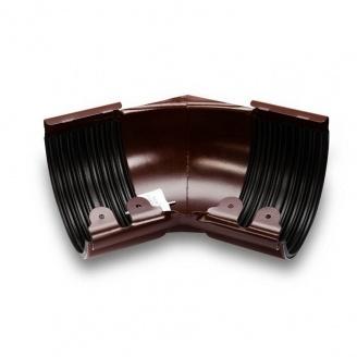 Угол внутренний 135° Galeco STAL135 135 мм (RS135-LW135-D) (RAL8017/шоколадный)