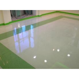 Влаштування полімерної промислової наливної підлоги