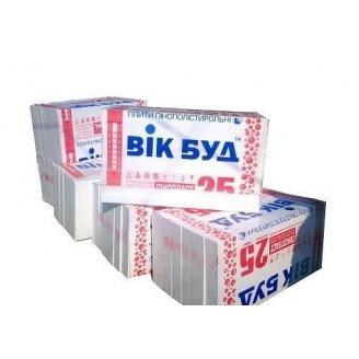 Пенополистирольная плита Вик Буд ПСБ-С-25 15 кг/м3 50х500х1000 мм