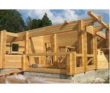 Строительство деревяного дома