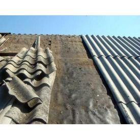 Покрівля даху шифером