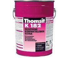 Контактный неопреновый клей Thomsit K 182 11 кг