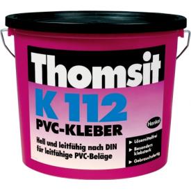 Клей токопроводящий Thomsit K 112 12 кг