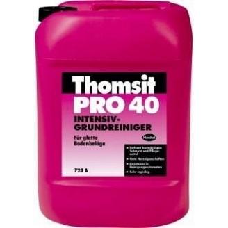 Інтенсивний засіб очищення Thomsit Pro 40 10 л