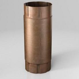 Проміжна труба PB Roofart Scandic Copper 100 мм 1 м мідний