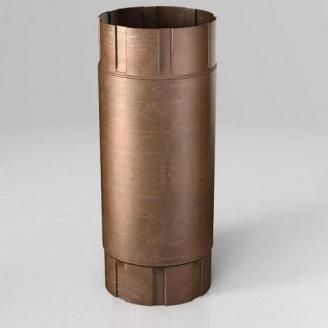 Промежуточная труба PB Roofart Scandic Copper 87 мм 1 м медный