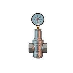 Редуктор ICMA для снижения напора воды с манометром 1/2