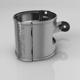 Хомут кріплення труби BB Roofart Scandic Zinc 87 мм цинковий