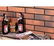 Фасадная клинкерная плитка Cerrad Retro Brick chili 245х65х8 мм