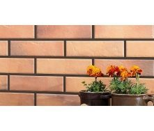 Фасадная клинкерная плитка Cerrad Retro Brick curry 245х65х8 мм
