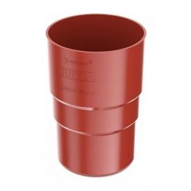 Муфта труби Bryza 150 110,4х155х104,5 мм червоний