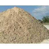 Песок речной насыпью