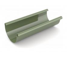 Желоб водосточный Bryza 125 мм 3 м зеленый