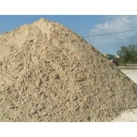 Пісок річковий насипом