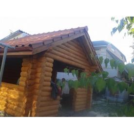Строительство летнего домика по индивидуальному проекту