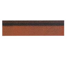 Гребенево-карнизна черепиця Shinglas 250х1000 мм гранада