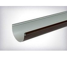 Желоб водосточной системы Nicoll LG16 70 мм