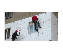 Утепление фасадов домов и квартир пенопластом