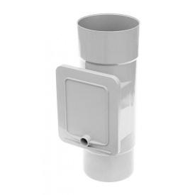 Люк для чистки Bryza 100 90,2 х63, 2 мм білий