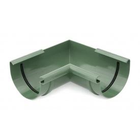 Кут внутрішній 90 градусів Bryza 125 зелений
