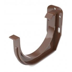 Тримач ринви ПВХ Bryza 75 85,3 мм коричневий