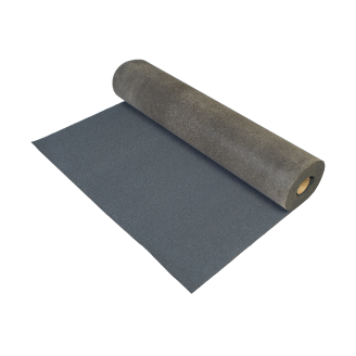 Ендовный ковер Shinglas 265х1005 мм Е2 темно-серый