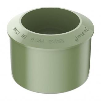 Переходник трубы Bryza 90,2х110 мм зеленый