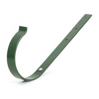 Держатель желоба прямой Bryza 75 190х75х4 мм зеленый