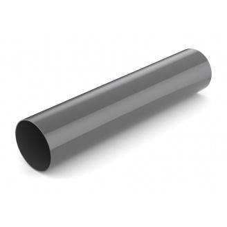 Водосточная труба Bryza 75 63 мм 3 м графит