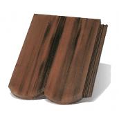Цементно-песчаная черепица Terran Рустик ColorSystem рундо одон