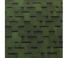 Бітумна черепиця Tegola Top Shingle Futuro 3 м2 зелений