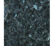 Плитка настенная полированная из натурального камня Labradorite 600х600х10 мм синяя