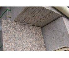 Плитка Carpazi из термообработанного Токовского гранита 600х600х10 мм