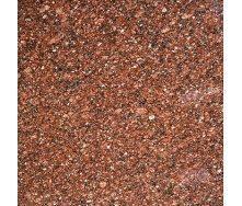 Плитка фасадная Токовский гранит 25-30 мм бордово-коричневая