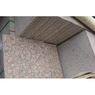 Плитка Carpazi з термічно-обробленого Токовського граніту 600х600х10 мм
