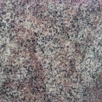 Плитка з Крутновского граніту 600х600х10 мм фіолетово-рожева