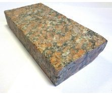 Тротуарна плитка Капустинська гранітна 20х10х3-5 см