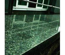Столешница Verde Oliva для кухни из Маславского камня 600х40 мм