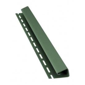 J-профіль Bryza 45 мм 4 м зелений