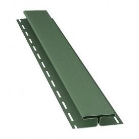 H-профиль Bryza 85 мм 3 м зеленый