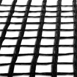 Синтетична геосітка Tegola X Grid PET-PVC 60/60 IT 3,9х100 м