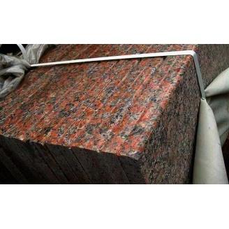 Столешница кухонная Maple Red из Лезниковского гранита 600х20 мм
