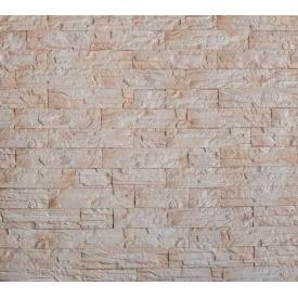 Декоративная гипсовая плитка под камень Монако 002 1,05 м2